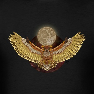 Night Owl - Men's T-Shirt