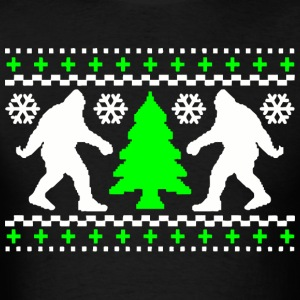 Bigfoot - Men's T-Shirt