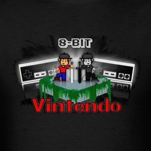 RPG Vintendo - Men's T-Shirt