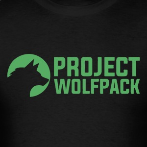 Project Wolfpack Logo - Men's T-Shirt