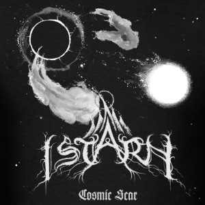 Istårn - Cosmic Scar - Men's T-Shirt