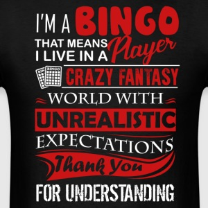 Bingo Player Shirt - Men's T-Shirt