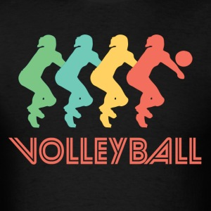 Volleyball Pop Art - Men's T-Shirt