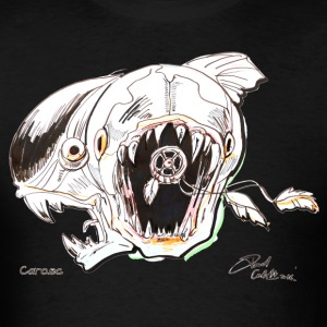 Caro.ec - Fish - Men's T-Shirt
