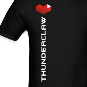 ThunderClaw YouTube Gaming - Men's T-Shirt