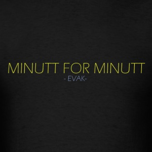 Minutt For Minutt (Skam) - Men's T-Shirt