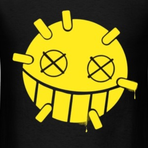 junkrat sticker - Men's T-Shirt