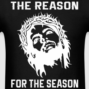 The Reason For The Season Jesus Good Friday - Men's T-Shirt