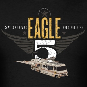 Eagle 5 - Men's T-Shirt
