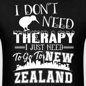 New Zealand Therapy Shirt - Men's T-Shirt