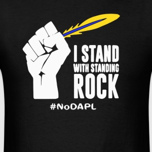 Water is life - NODAPL T-shirt - Men's T-Shirt