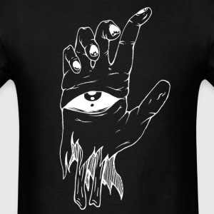 Hand Eye (inverse) - Men's T-Shirt
