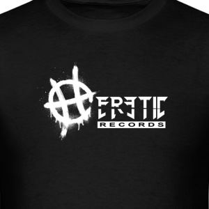 HERETIC RECORDS - Men's T-Shirt