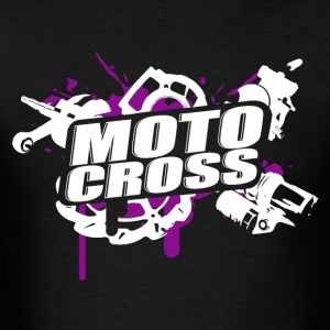 Motorcross Cross Vol.I - Men's T-Shirt