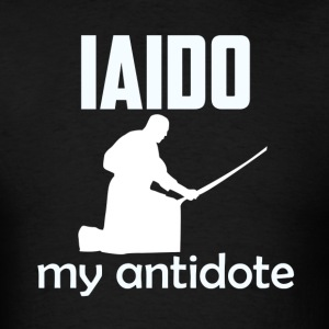Iaido design - Men's T-Shirt