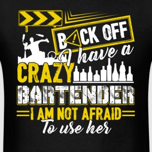 Bartender's Man Shirt - Men's T-Shirt