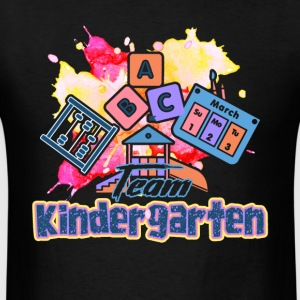 Team Kindergarten Teacher Shirt - Men's T-Shirt
