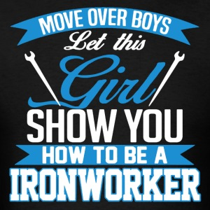 Ironworker Shirt - Men's T-Shirt