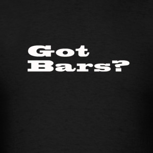 bars - Men's T-Shirt