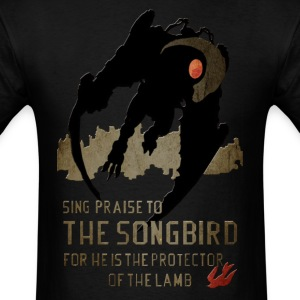 The songbird - Men's T-Shirt