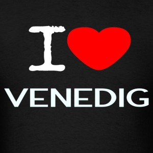 I LOVE VENEDIG - Men's T-Shirt
