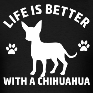 chihuahua - Men's T-Shirt