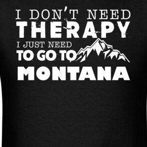 Montana Therapy Shirt - Men's T-Shirt