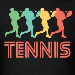Retro Tennis Pop Art - Men's T-Shirt