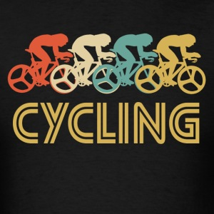 Retro Cycling Pop Art - Men's T-Shirt