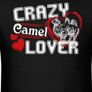 Camel Lover Shirts - Men's T-Shirt