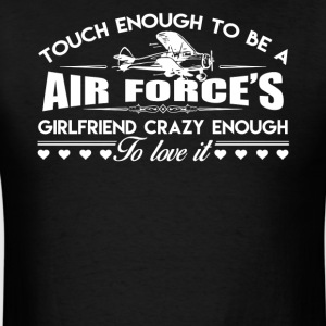 Air Force Girlfriend Shirt - Men's T-Shirt