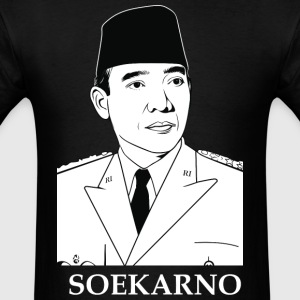 Soekarno - Men's T-Shirt