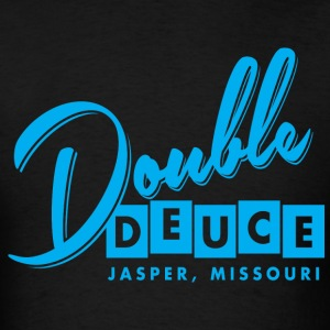 Double Duece - Men's T-Shirt