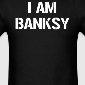 I AM BANKSY - Men's T-Shirt