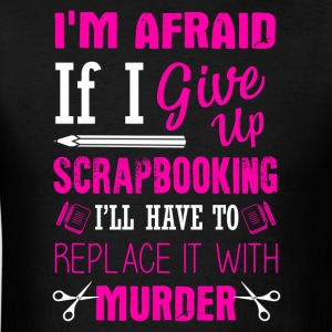 Scrapbooking T shirt - Men's T-Shirt