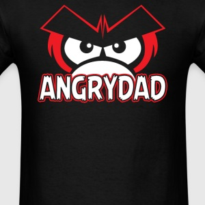 Angry Dad - Men's T-Shirt