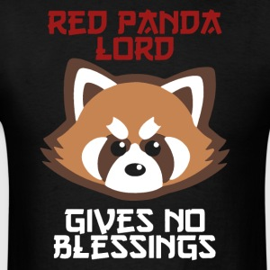 Red Panda Lord Shirt - Men's T-Shirt