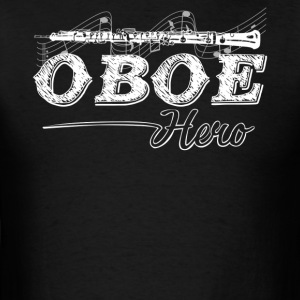 Oboe Hero Shirt - Men's T-Shirt