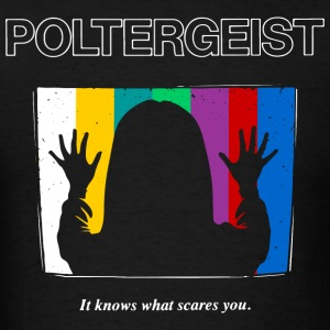 Poltergeist by Andre Moraes - Men's T-Shirt