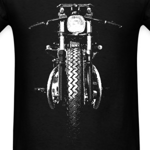 Harley Davidson Motorcycle - Men's T-Shirt