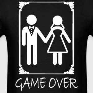 Game Over Gamer - Men's T-Shirt