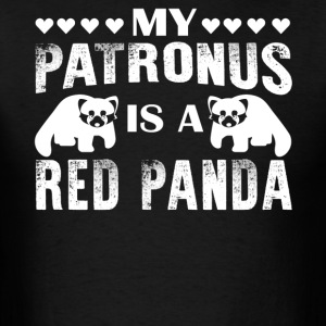 My Patronus Is A Red Panda Shirt - Men's T-Shirt