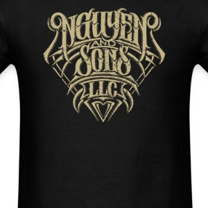 Nguyen and sons - Men's T-Shirt