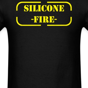 Silicone Free - Men's T-Shirt