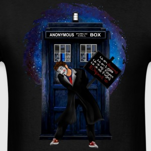 Doctor Anonymous - Men's T-Shirt