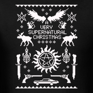A very Supernatural - Men's T-Shirt