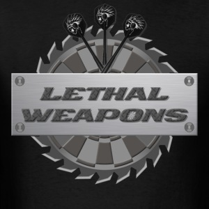 Lethal Weapons - Men's T-Shirt