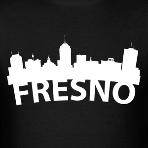 Arc Skyline Of Fresno CA - Men's T-Shirt