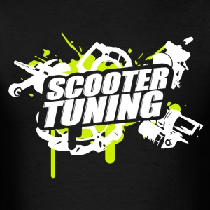 Scootertuning - Men's T-Shirt