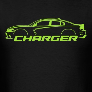 Sublime Green Charger - Men's T-Shirt